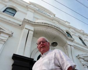 Milton Coronation Hall committee member Noel Aitken says a $27,000 waterproofing exercise is just...