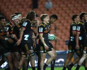 The Chiefs were the first of the Super Rugby squads named this morning. Photo: Getty Images