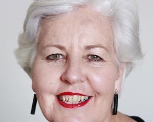Christine Garey.