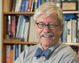 Robert Tauxe.