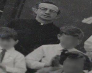 Father Cornelius O'Brien Photo: Supplied via RNZ