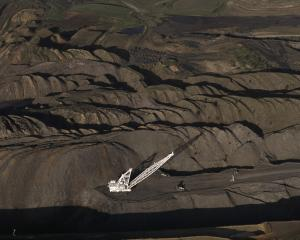 The Curragh open cut coal mine in Queensland. Photo: Getty Images