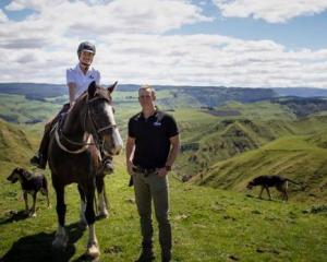 "Hinterland Foods from Moawhango in the Rangitikei district has won the ""Got Beef"" campaign. Photo..."
