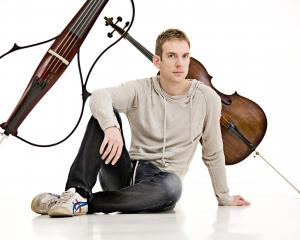 German-Canadian cellist Johannes Moser. Photos: Supplied