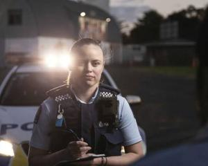 Whangārei-based Constable Kelsey Jellick. Photo: Supplied