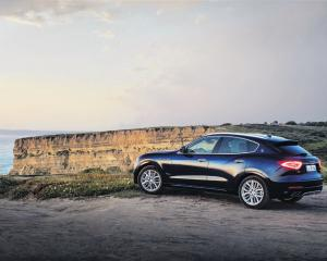 The 'Maserati of SUVs' the Maserati Levante