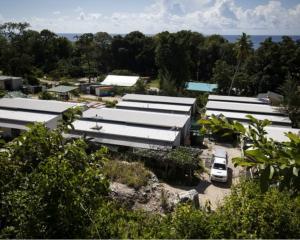 The Nibok refugee settlement, Nauru. Photo: NZME
