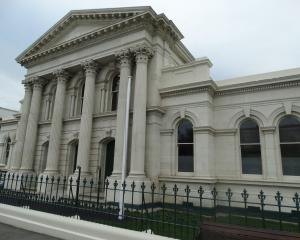 It remains unknown exactly when court services will return to the historic Oamaru courthouse,...