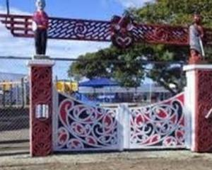 Opotiki School. Photo: NZ Herald