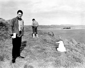 Proof I used to work occasionally. Here I am as ODT conservation and environment reporter at the...