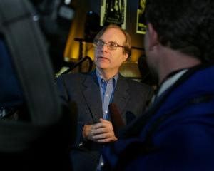 In early October, Paul Allen had revealed he was being treated for the non-Hodgkin's lymphoma....