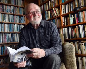 Author Philip Temple remains ambivalent about writer Maurice Shadbolt, but says his research into...