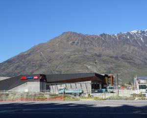 The Kmart store which is part of the Queenstown Central retail development on the Frankton Flats....