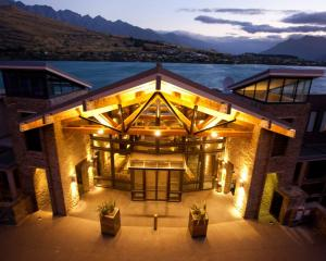 The Rees Hotel Queenstown has won an international award for sustainable tourism.  Photos: Supplied
