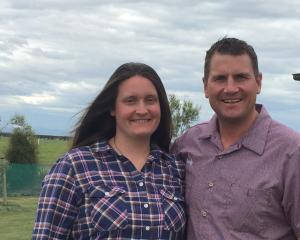 Dunsandel sharemilkers Michael and Susie Woodward have been nominated as good employers.
