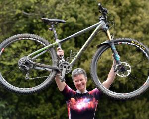 Champion endurance mountain biker Ronel Cook will chase a third consecutive world title in...