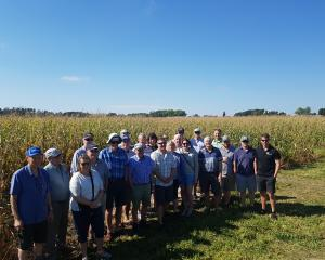 Farmers, irrigators and industry consultants and representatives spent five days in Nebraska...