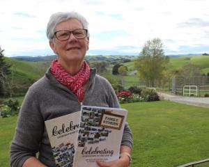 Karen Roughan said the Century Farm awards were all about recognising the importance of New...