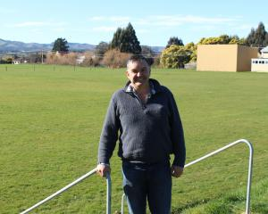 The Palmerston and Waihemo A&P Association's new president Garry Dodd hopes to encourage more...