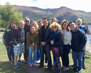 Wanaka Songwriters Clinic Participants 2017