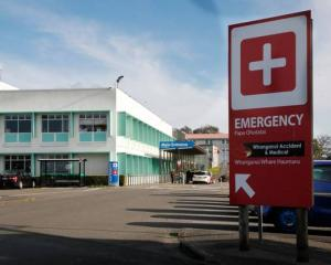Whanganui Hospital usually was not the first choice for new doctors to work at and came last in a...