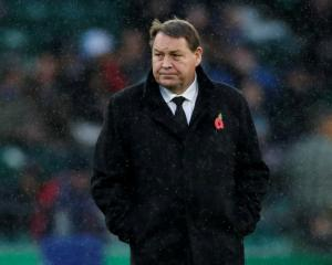 Steve Hansen. Photo: Reuters