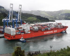 New Zealand exporters want to avoid having to choose between the US or China; pictured, the...