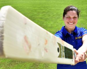 Otago Sparks English import Alice Davidson-Richards will make her debut for the province today....