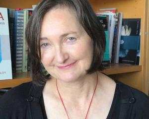 Anne-Marie Brady, professor at the University of Canterbury. Photo: Supplied