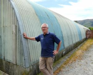 West Otago swimming  pool management committee chairman Murray Harris says Ministry of Education...