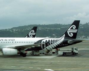 Wellington airport. ODT file photo
