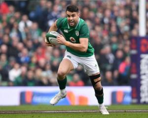 Ireland halfback Conor Murray has been ruled out of this weekend's test against the All Blacks in...