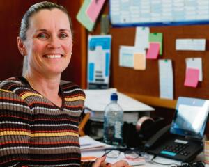 Jacqui Corner is the new West Coast police area commander. Photo: Greymouth Star