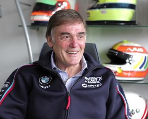 Former Dunedin man Dick Bennetts, who has won a prestigious motor sport award in the United...