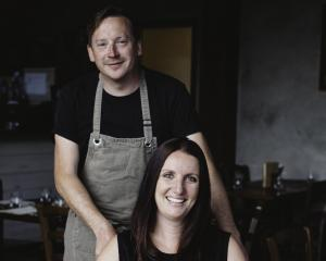 Francesca's Kitchen owners Francesca Voza and James Stapley. Photos: Supplied