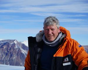 University of Otago geophysicist Prof Gary Wilson is  making  his 30th trip to the frozen...