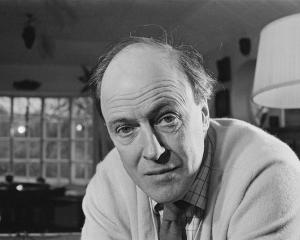 British novelist Roald Dahl. Photo: Getty Images
