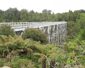 The Percy Burn Viaduct in southern Fiordland will be reopened today after extensive restoration...