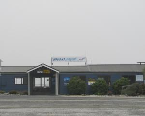 Wanaka Airport. Photo: Mark Price