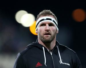Kieran Read. Photo: Getty Images
