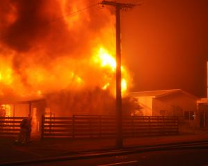 A Kumara resident lost her home in a devastating fire which threatened to spread to the...