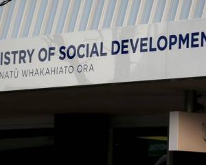 Ministry of Social Development. Photo: NZ Herald