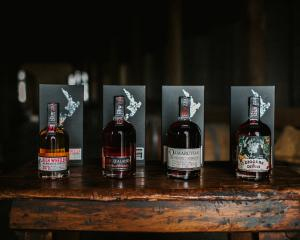 The NZ Whisky Collection whiskys