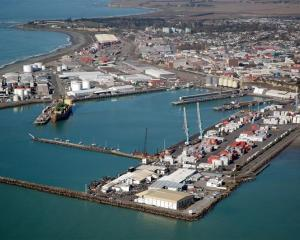 PrimePort in Timaru. Photo supplied.