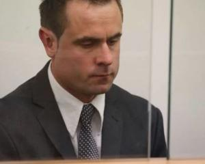 Richard Graham was re-sentenced today in the Waitakere District Court. Photo: NZME
