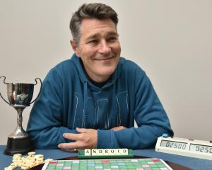 Dylan Early (48) won the Transtasman Scrabble individual tournament by three games in Dunedin at...