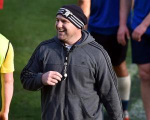 scrum coach Clarke Dermody.