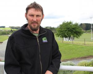 Federated Farmers Otago president Simon Davies, of Toko Mouth, urges farmers to be prepared for...
