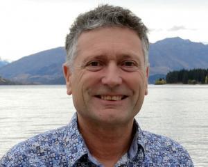 University of Otago's Professor Mark Stirling. Photo: Kerrie Waterworth.