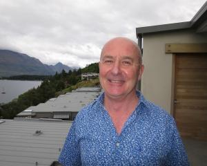 Accommodating hotelier: Mark Rose at The Rees. Photo: Mountain Scene